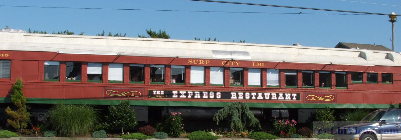 The Express Restaurant in Surf City