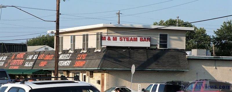 M & M Steam Bar in Spray Beach