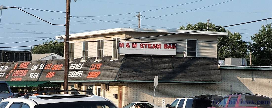M & M Steam Bar in Spray Beach