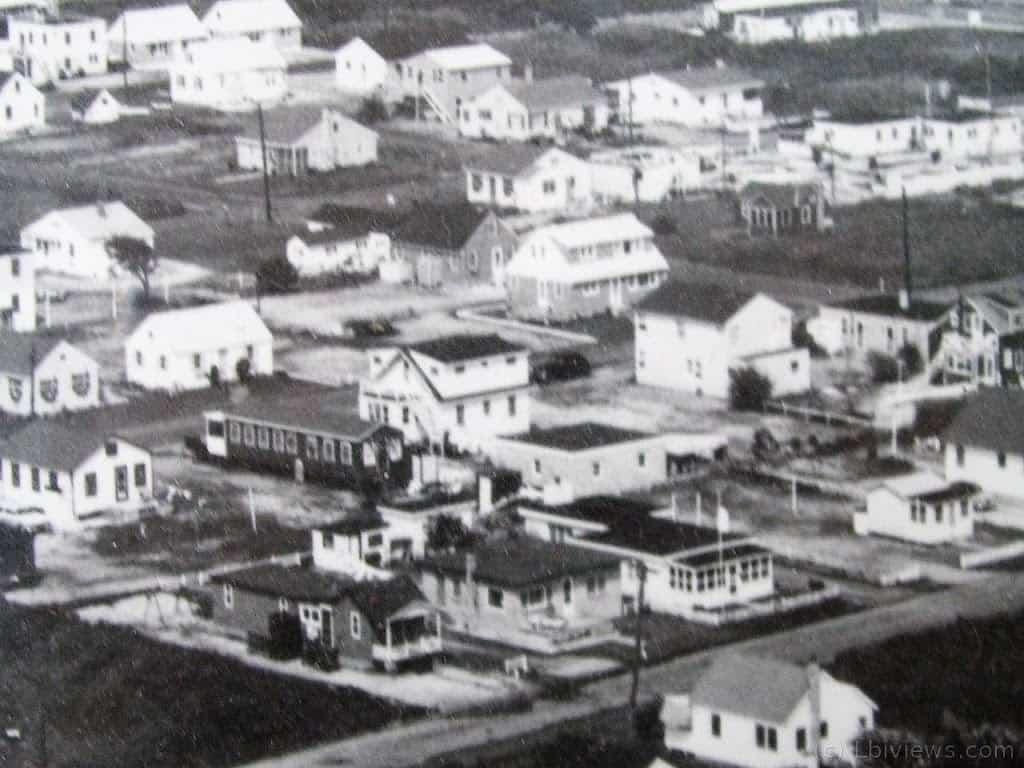 Aerial Photo North Beach Haven