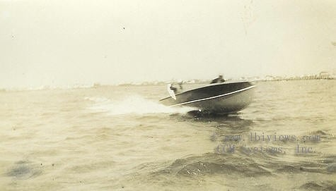 Runabout - Little Egg Harbor 1940's