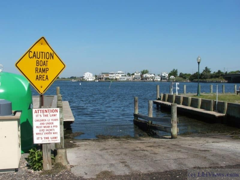 The Ship Bottom Boat Ramp - Pic 2005