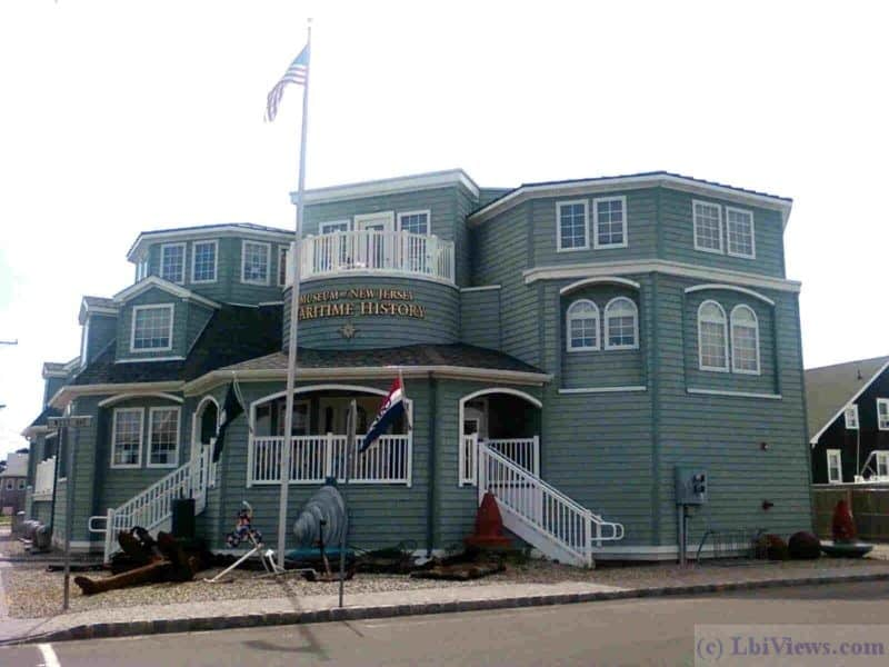 The Maritime Museum of New Jersey in Beach Haven