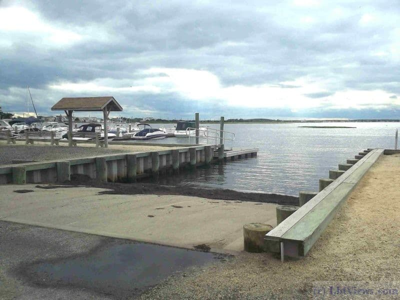 The Surf City Boat Ramp