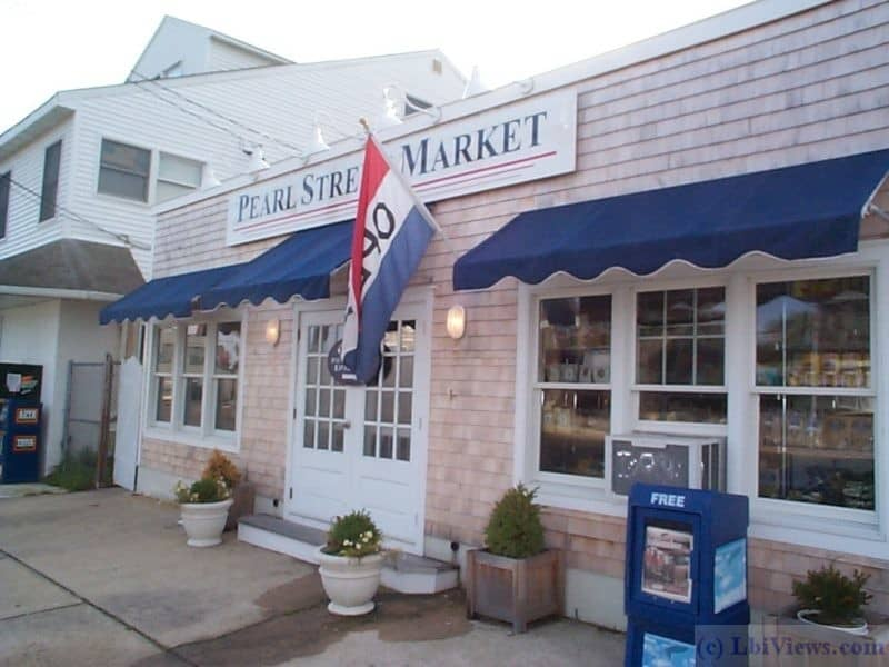 The Pearl Street Market in Beach Haven