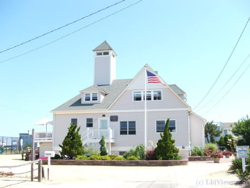 Bond's Lifesaving Station - Holgate NJ - Private Residence