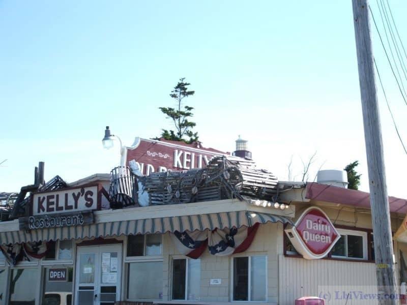 Kelly's Old Barney Restaurant in Barnegat Light