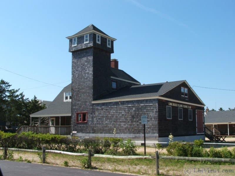 The Harvey Cedars Lifesaving Station Circa 2005