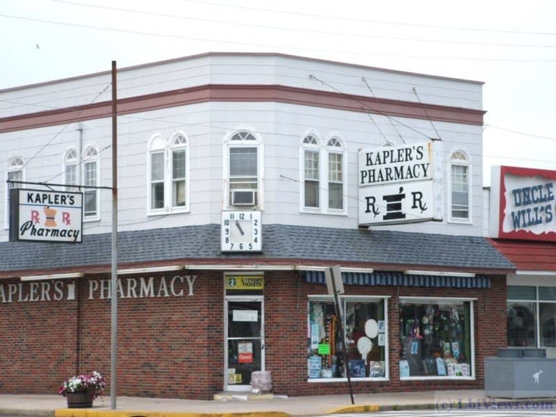Kapler's Pharmacy in Beach Haven