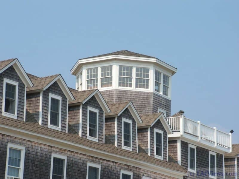 Cupola of the Harvey Cedars Bible Conference