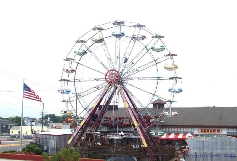 Fantasy Island Arcade and Amusement Park in Beach Haven