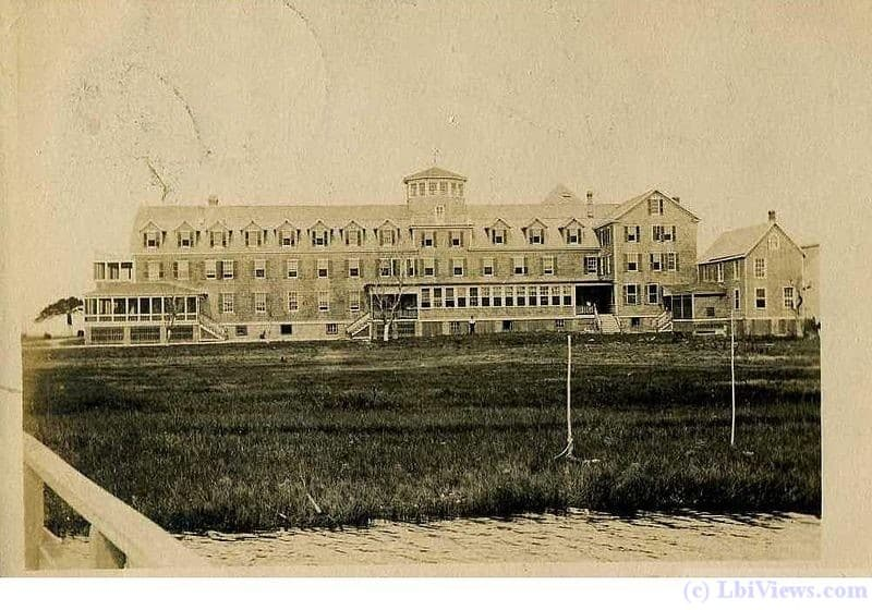 Harvey Cedars Hotel 1909