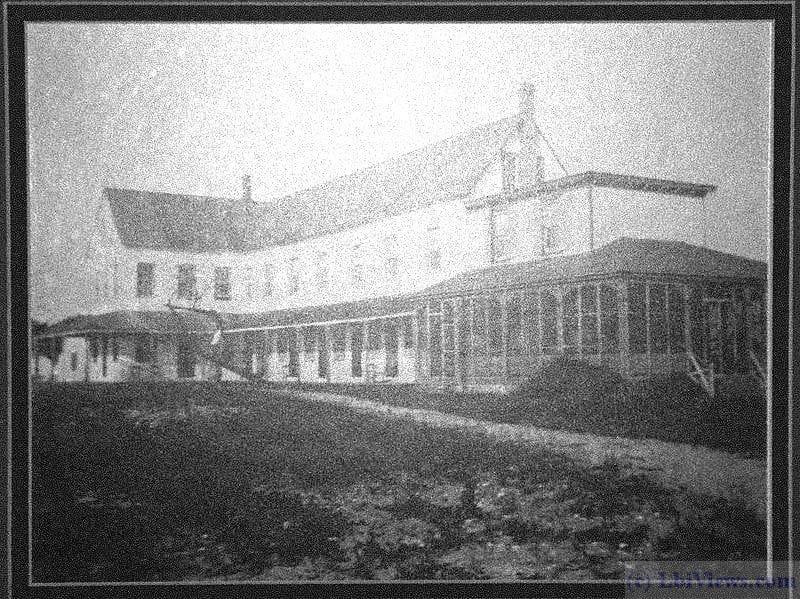 Harvey Cedars Hotel - Date Unknown - Mid 1800's