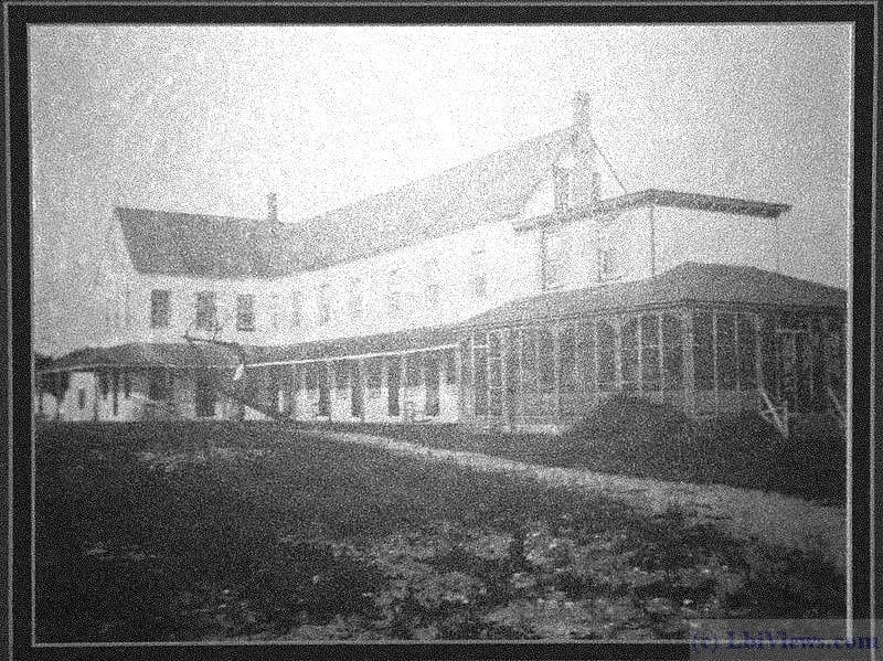 Harvey Cedars Hotel - Date Unknown - Mid 1800's
