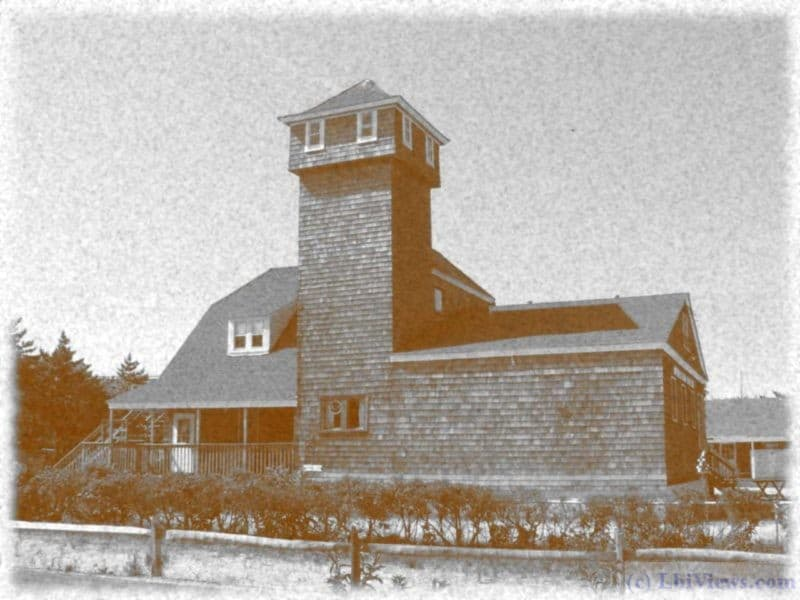 Harvey Cedars Lifesaving Station, Now the Long Beach Island Fishing Club