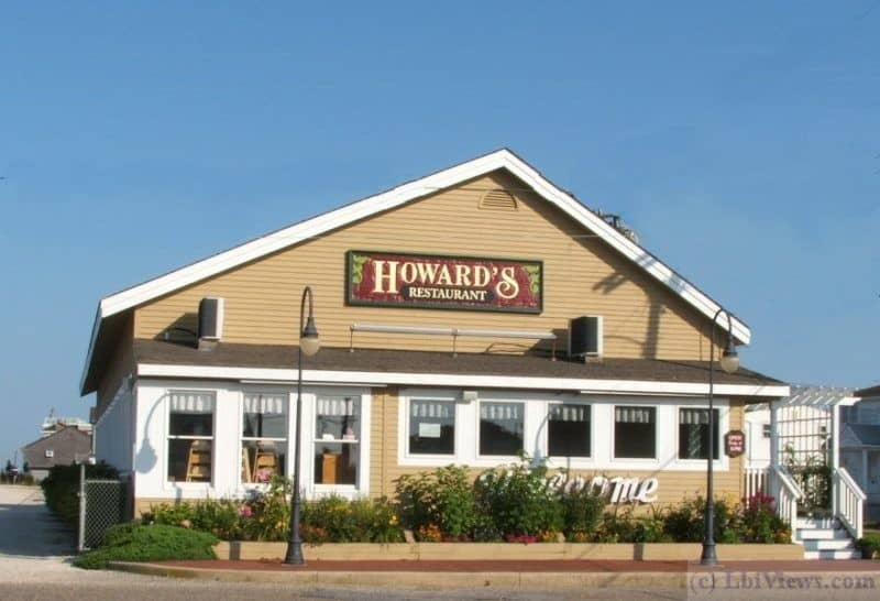 Howard's Restaurant in Long Beach Township