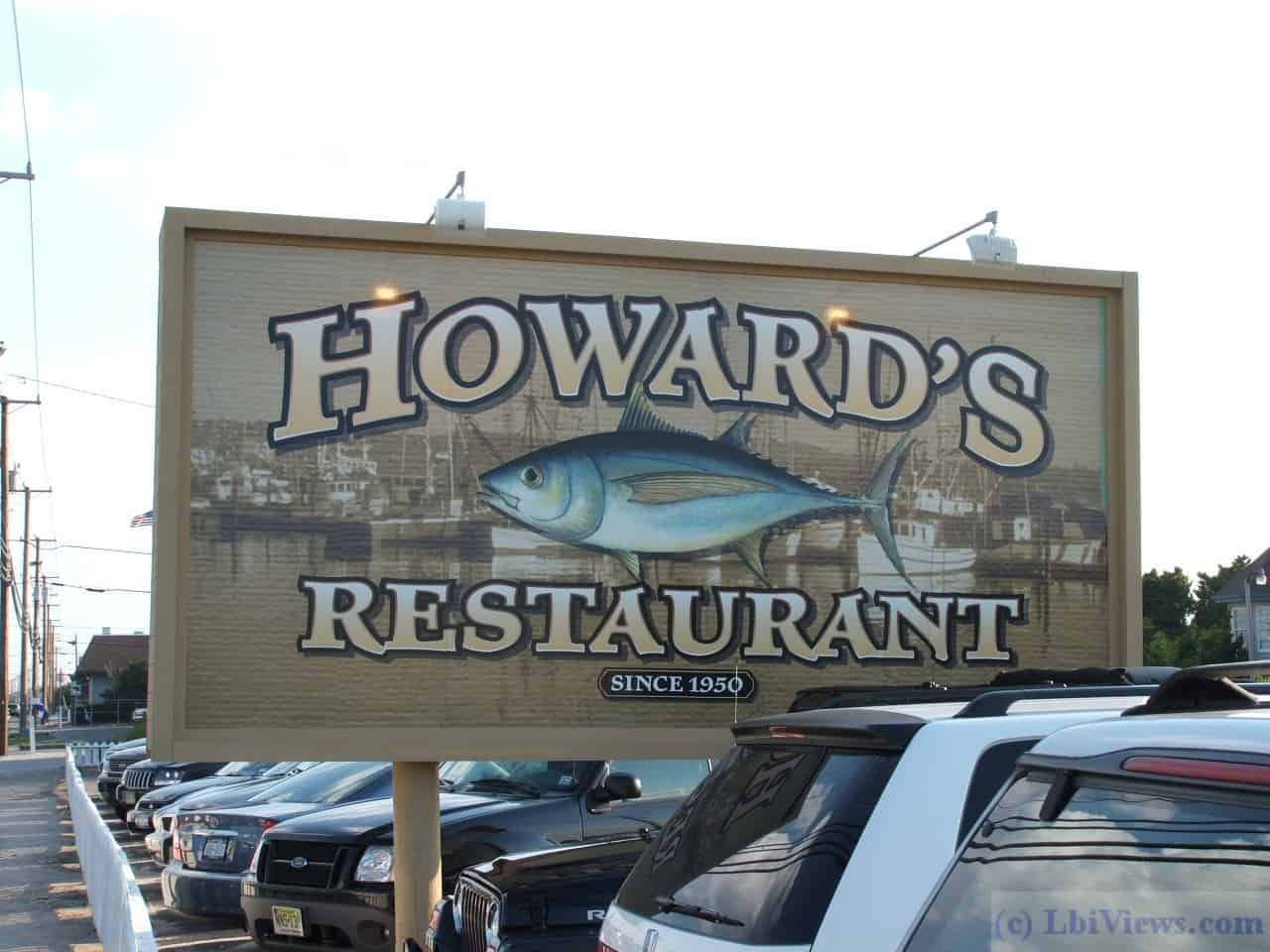 Wards Island Restaurant