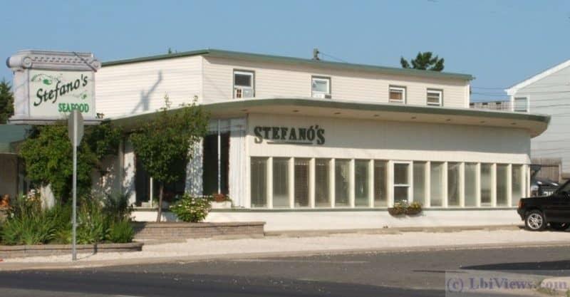 Stefanos Restaurant - North Beach Haven, NJ
