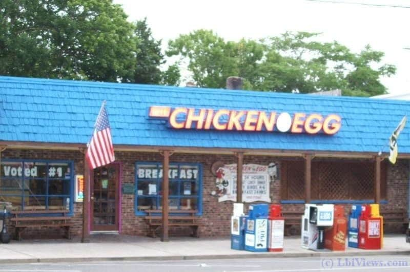 The Chicken and The Egg in Beach Haven, NJ