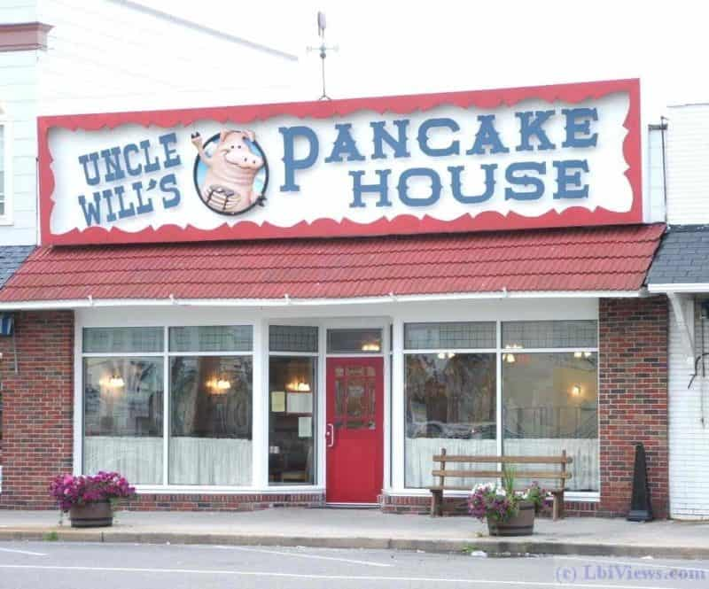 Uncle Will's Pancake House in Beach Haven NJ