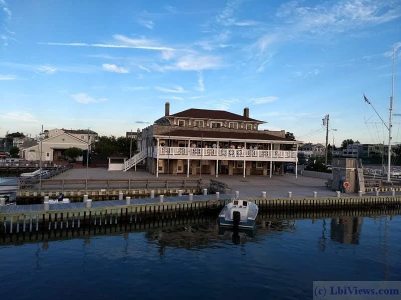 The Beach Haven Yacht Club