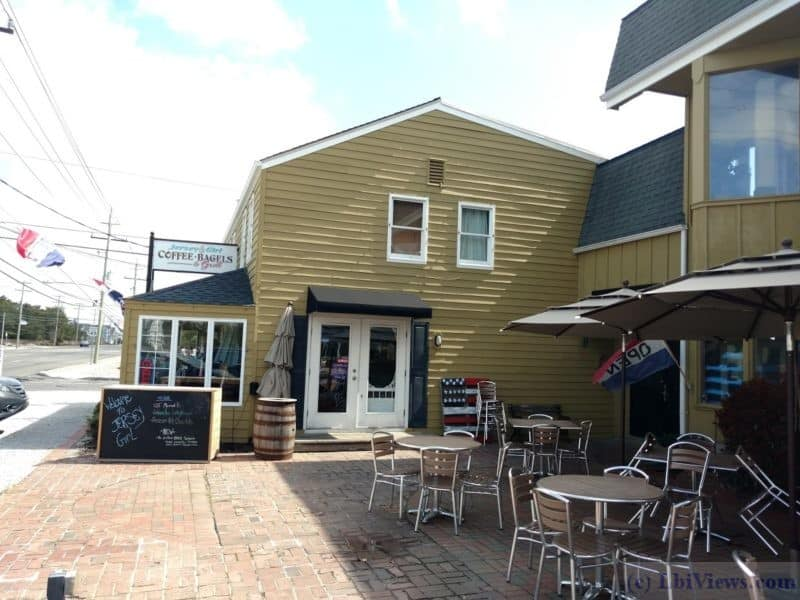 Jersey Girl Coffee and Bagels on Long Beach Island