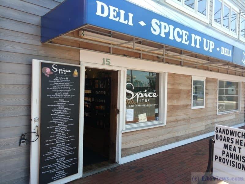 Spice it up Deli