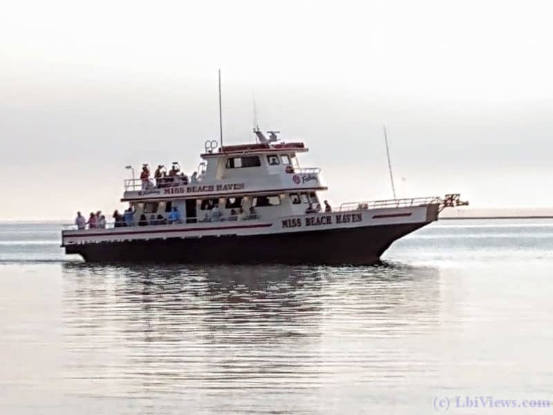 Miss Beach Haven, a party/head boat sailing from Centre Street in Beach Haven