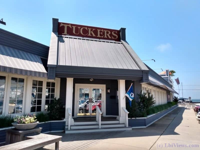 Tuckers Tavern in Beach Haven NJ