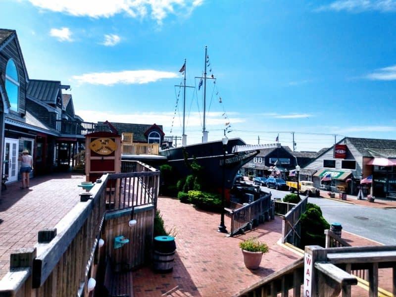 Schooner's Wharf - Beach Haven, New Jersey