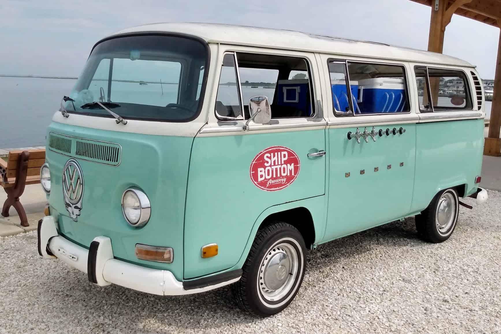 Ship Bottom Brewery Volkswagen Van