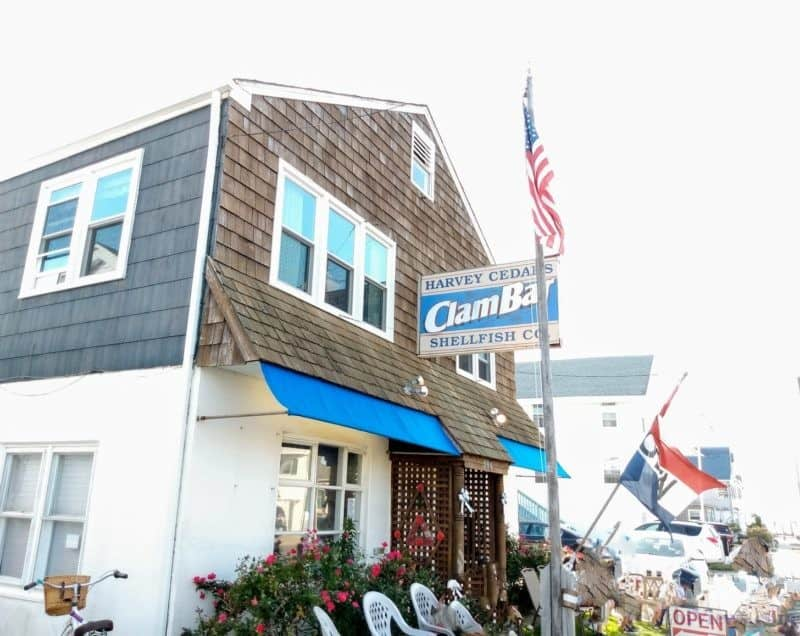 The Clam Bar in Beach Haven