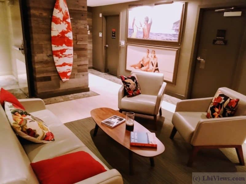 Small Lounge