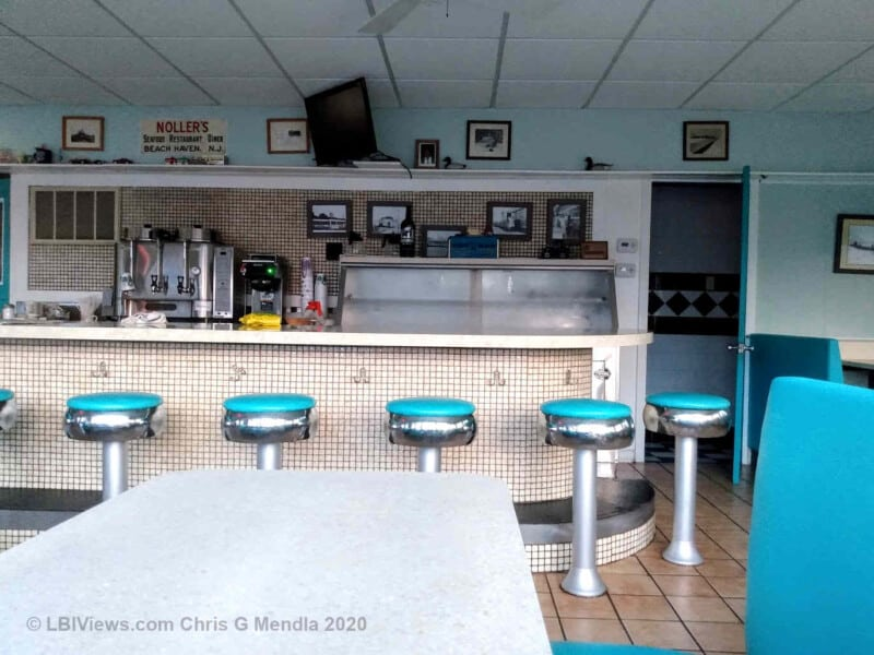 Fred's Diner in Beach Haven NJ
